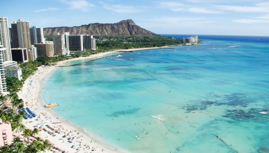 hawaii blue lagoon